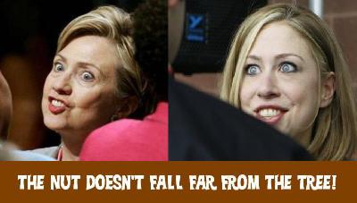 Chelsea/Hillary