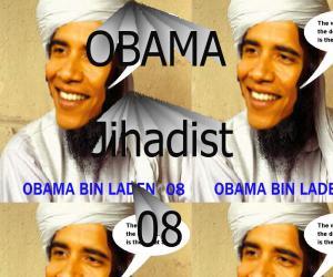 Obama bin Laden in 08