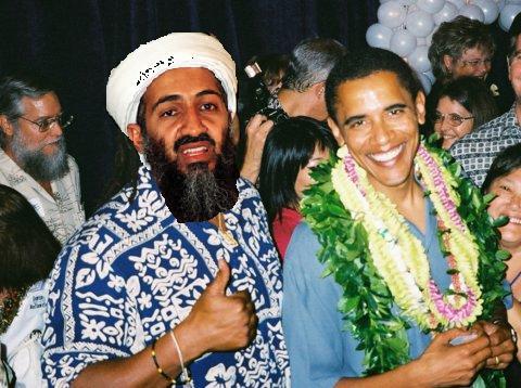 Obama &Osama