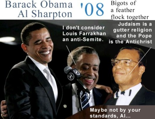 Obama &Farrakhan
