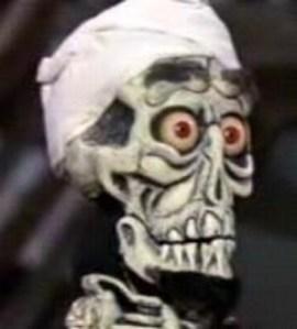Yassar Arafat, the dead Islamic Pedophile/Terrorist