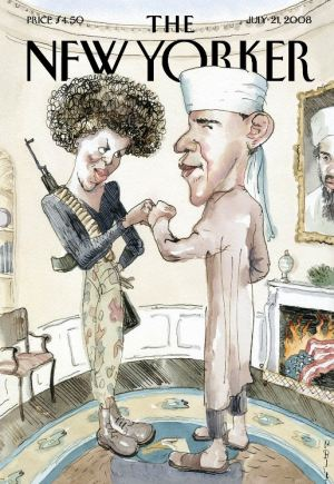 Cover Photo From The New Yorker