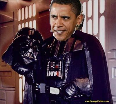 The Dark Sith Lord, Darth Hussein Obama
