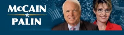 McCain * Palin 2008