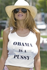 Obama Is A Pussy