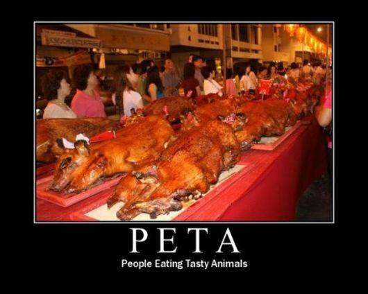 Fuck PETA!