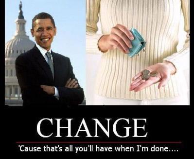 Change I Cannot Afford