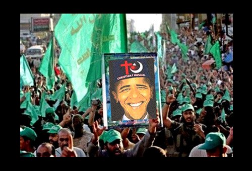 Hamas Loves Obama