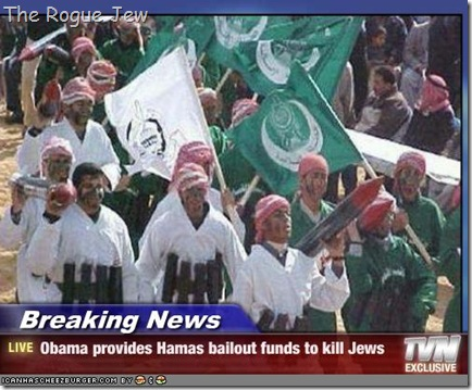 Obama kills Jews