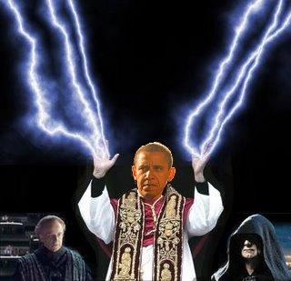 The Pope of Washington D.C.....The Messiah!