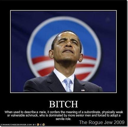 Bitch Obama2