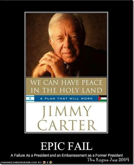 Epic Fail:  Jimmy Carter