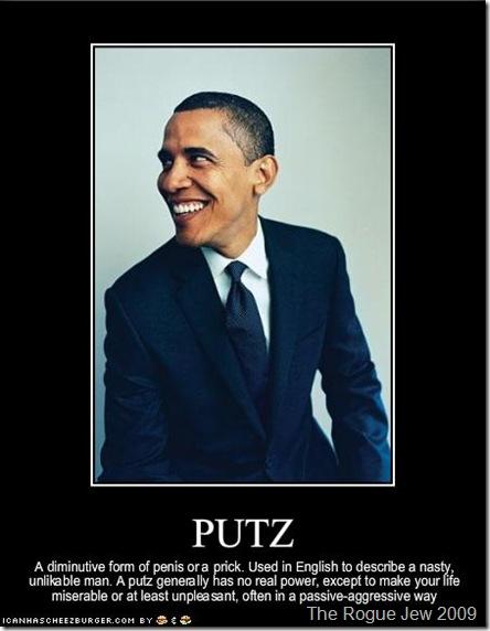 Obama The Putz