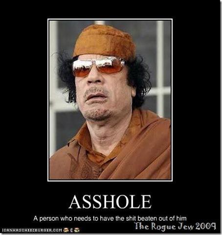 Libyan Asshole