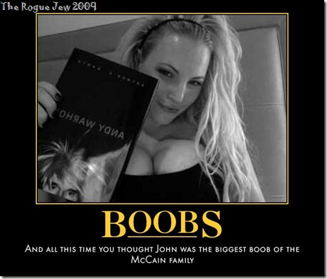 Megan McCain's Boobs