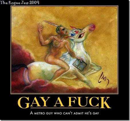 Obama Gay A Fuck