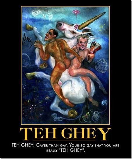 Teh Ghey
