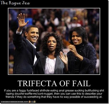 trifecta of fail