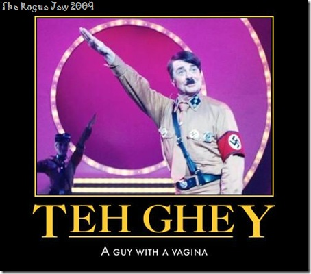 Ghey Hitler