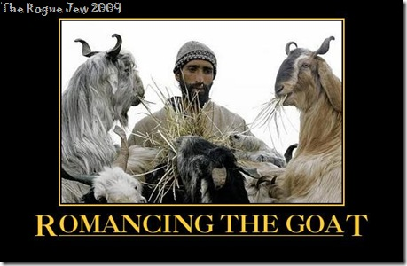 Romancing The Goat