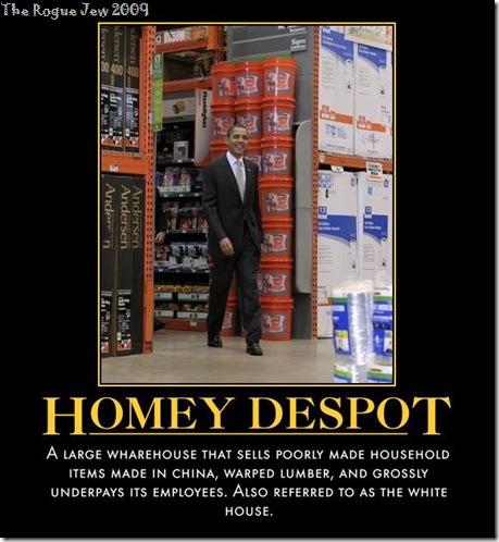 Homey Despot
