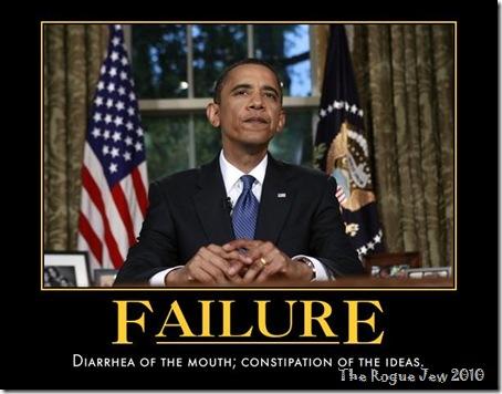 obama failure